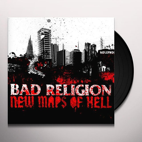 BAD RELIGION - NEW MAPS OF HELL (Vinyl)