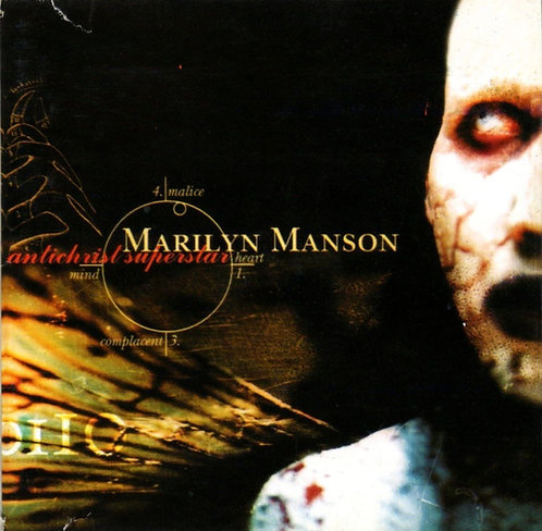 MARILYN MANSON - Antichrist Superstar (CD)