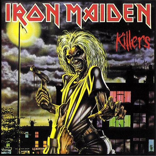 IRON MAIDEN - Killers (CD)