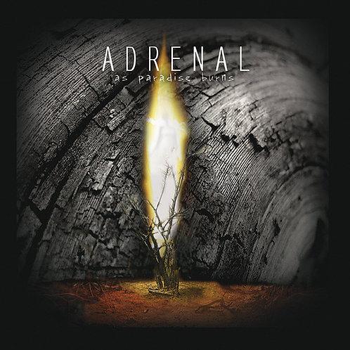 ADRENAL - AS PARADISE BURNS (CD)
