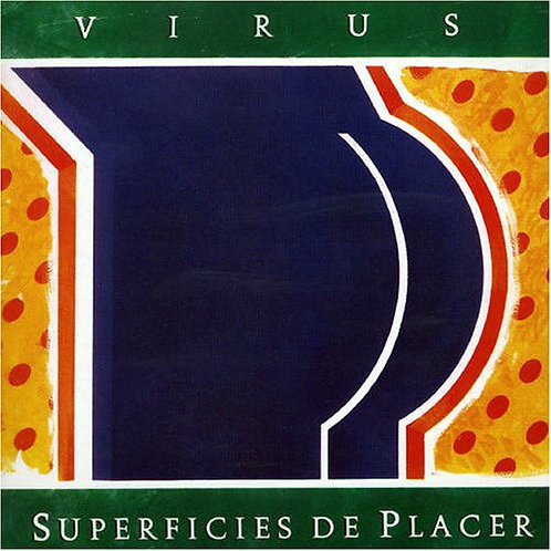 VIRUS - Superficies de Placer (CD)