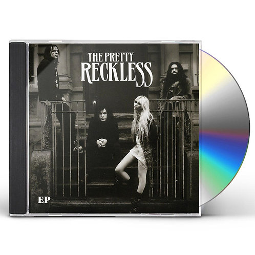 THE PRETTY RECKLESS - The Pretty Reckless (CD)