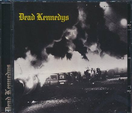 DEAD KENNEDYS - FRESH FRUIT FOR ROTTING (CD)