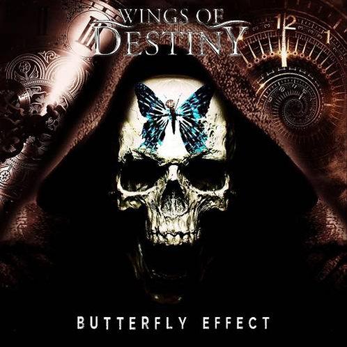 WINGS OF DESTINY - Butterfly Effect (CD)