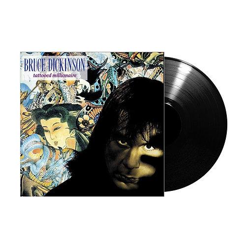 BRUCE DICKINSON - Tattooed Millonaire (Vinyl)