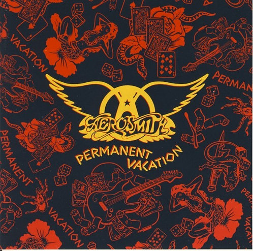 AEROSMITH - Permanent Vacation (CD)