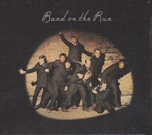 PAUL MCCARTNEY & WINGS - Band on the Run (CD)