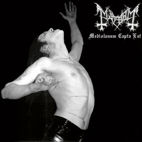 Mayhem - Mediolanum Capta Est (CD)