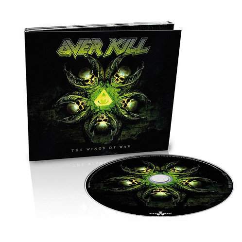 OVERKILL - The Wings Of War (CD DIGI)
