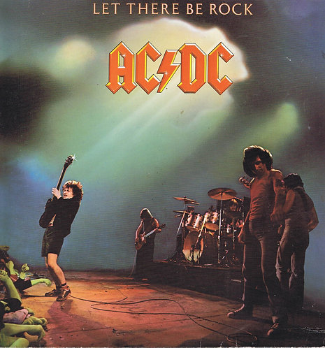 AC/DC - Let There Be Rock (CD)