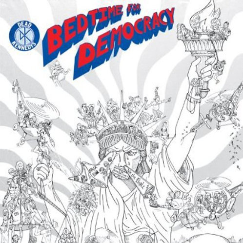 DEAD KENNEDYS - BEDTIME FOR DEMOCRACY(CD)