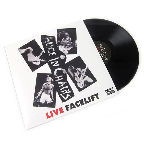ALICE IN CHAINS - Live Facelift (Vinyl)