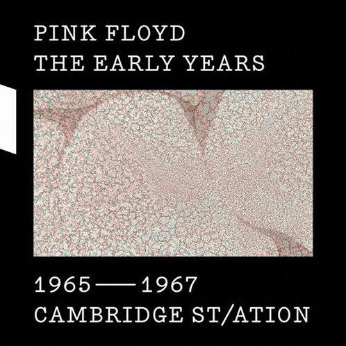 PINK FLOYD - 1965 - 1967 Cambridge St/ation (Boxset)