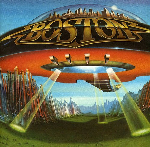 BOSTON - Dont Look Back - (CD)
