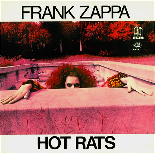 FRANK ZAPPA - HOT RATS (LP)