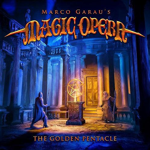 MAGIC OPERA - The Golden Pentacle (CD)