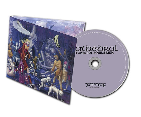 CATHEDRAL - Forest Of Equilibrium - (CD)