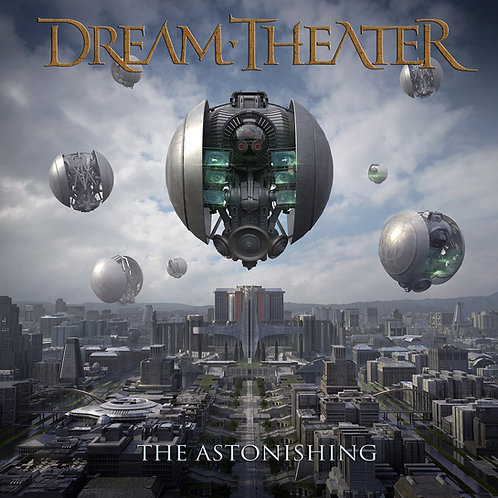 DREAM THEATER - The Astonishing (CD)