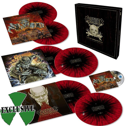 KREATOR - London Apocalypticon - Live at the Roundhouse (6LP Boxset)
