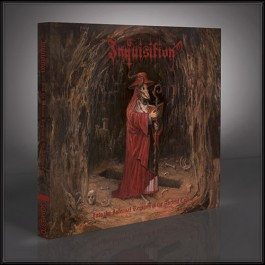 INQUISITION - Into the Infernal Regions of the Ancient (CD DIGIPAK) Cult