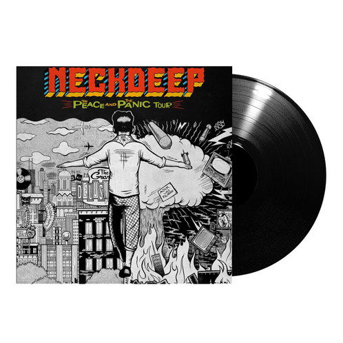 Neck Deep The Peace And The Panic Vinyl