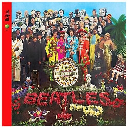 THE BEATLES - Sgt Peppers Lonely Hearts (CD)