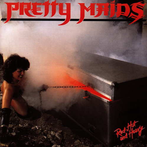 PRETTY MAIDS - Red Hot and Heavy (CD)