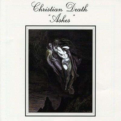CHRISTIAN DEATH - Ashes (CD)