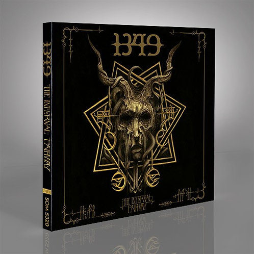 1349 - The Infernal Pathway - (CD)