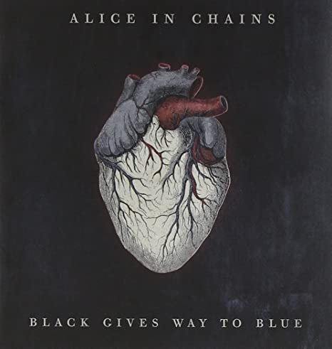 ALICE IN CHAINS - Black Gives Way To Blue - (CD)