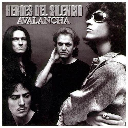 HEROES DEL SILENCIO - Avalancha (CD)