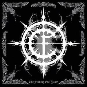 CARPATHIAN FOREST - The Fucking Evil Years - (CD)