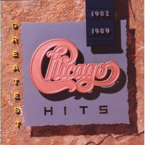 CHICAGO - GREATEST HITS 1982-1989 (CD)