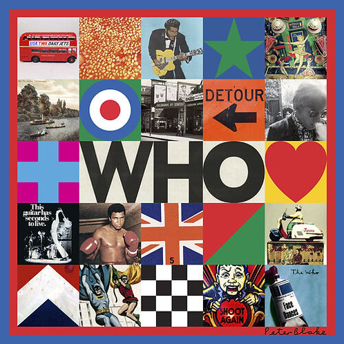 THE WHO - Who (CD)