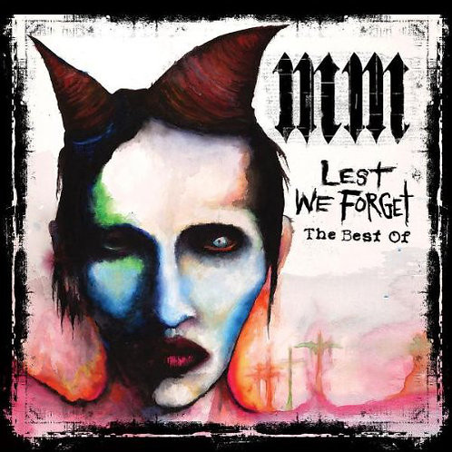 MARILYN MANSON - Lest We Forget: The Best Of - (CD)
