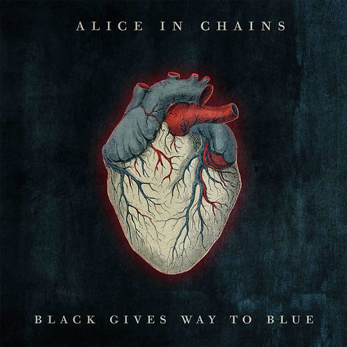 ALICE IN CHAINS - BLACK GIVES WAY TO BLUE (CD DIGI)
