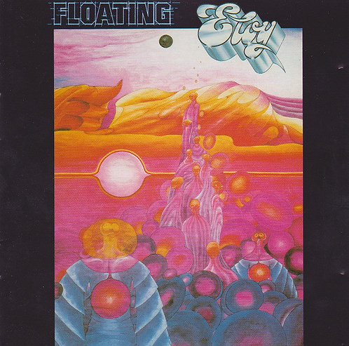 ELOY - Floating (CD)