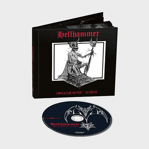 HELLHAMMER - Apocalyptic Raids (CD)