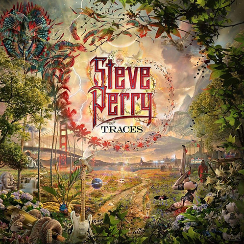 STEVE PERRY – Traces (CD)