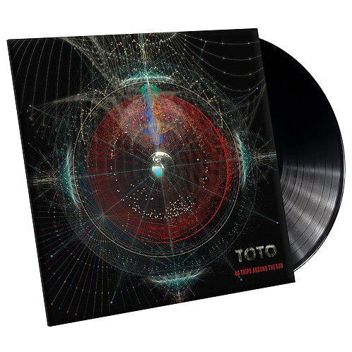 TOTO - GREATEST HITS: 40 TRIPS AROUND THE SUN (Vinyl)