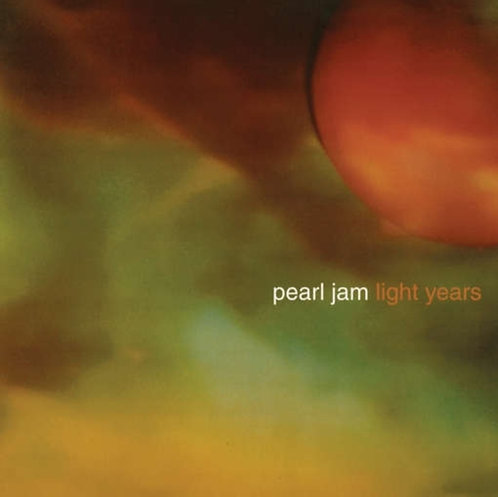 "PEARL JAM - LIGHT YEARS /SOON FORGET (7"" YELLOW VINYL)"