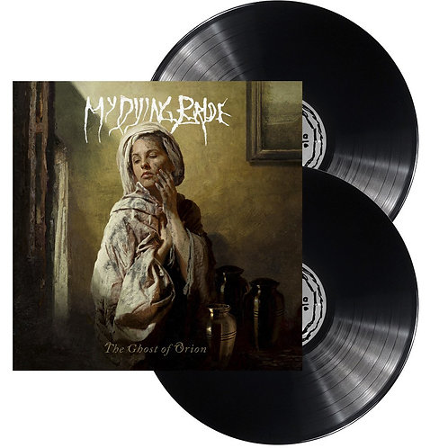 2LP MY DYING BRIDE - The Ghost Of Orion (negro)