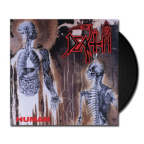 DEATH - Human (Vinyl)