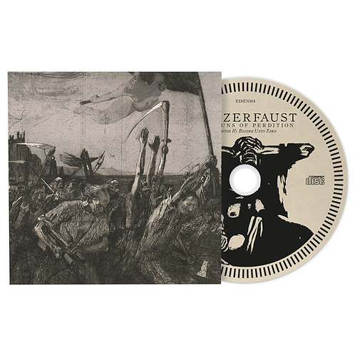 PANZERFAUST - Suns Of Perdition, Chapter II - (CD)