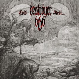 DESTROYER 666 - Cold Steel for an Iron Age (CD)