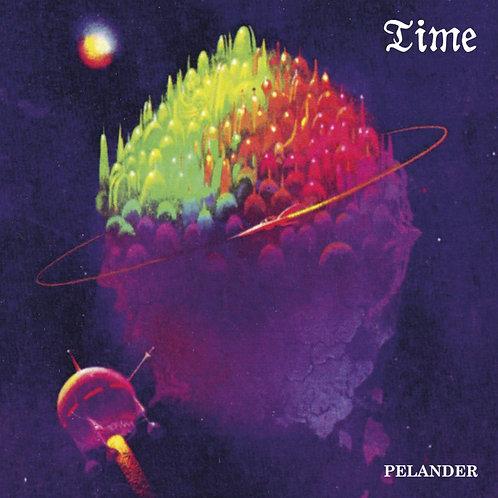 PELANDER - Time (CD)