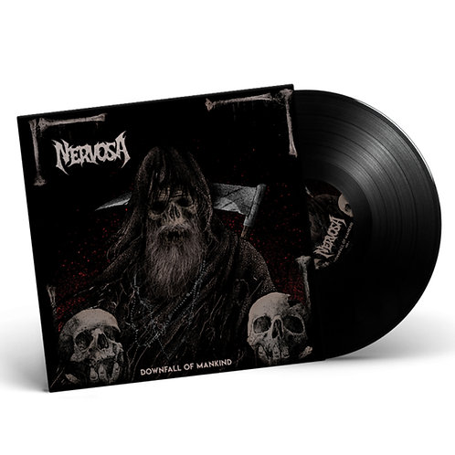 NERVOSA - Downfall Of Mankind (Vinyl)