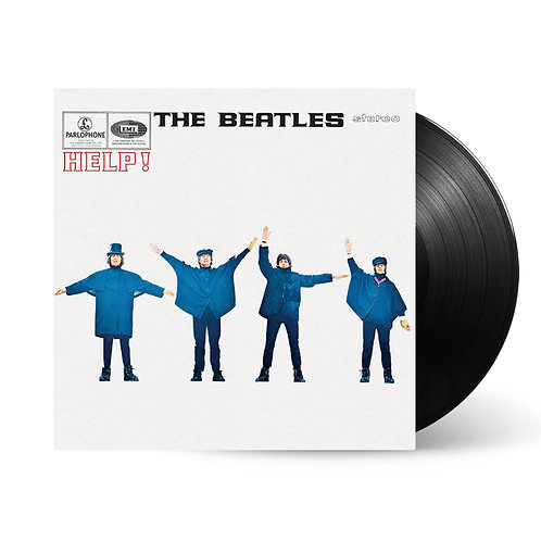 THE BEATLES- Help (Vinyl)