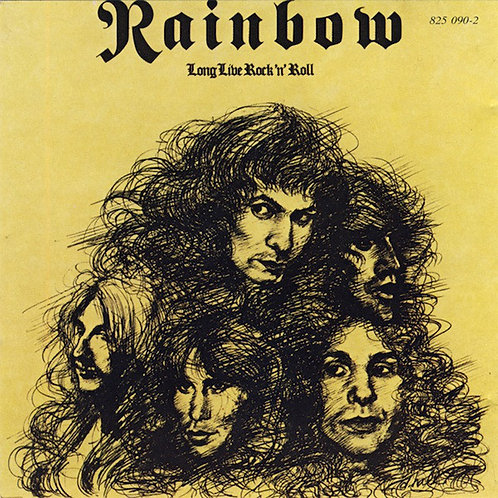 RAINBOW - Long Live Rock 'n' Roll (CD)