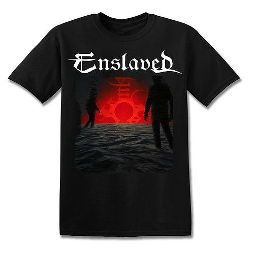 ENSLAVED - In Times 2015 Dates (Camiseta)